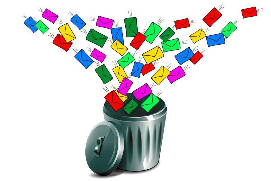 eliminate junk mail